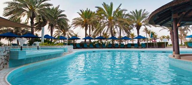 Jebel Ali Beach hotel