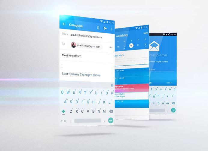 Cyanogen OS 12.1