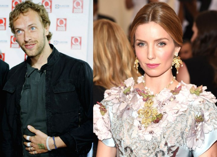 Chris Martin  Annabelle Wallis