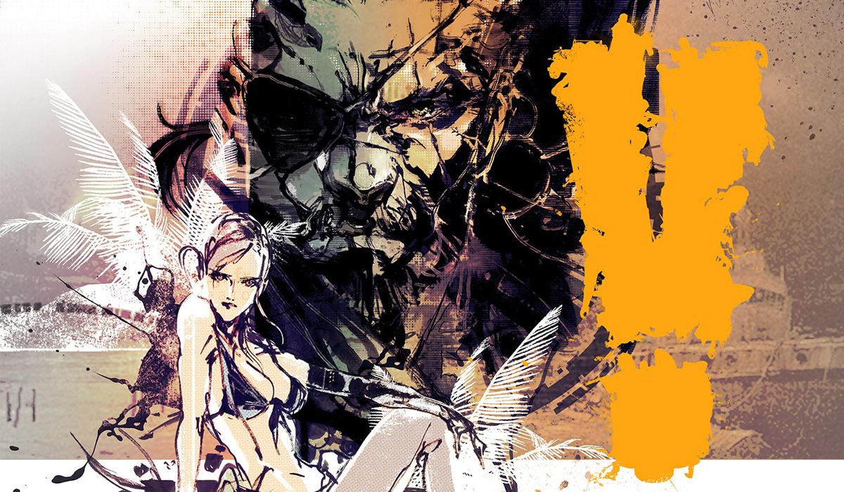 Metal Gear Solid Artwork: Metal Gear Solid 5's Yoji Shinkawa Artwork Gives Fans The