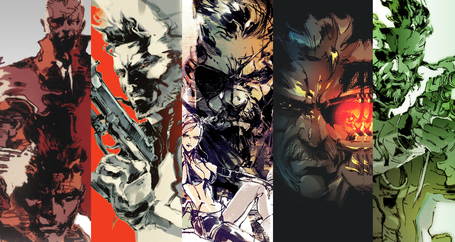 Metal Gear Solid: Hideo Kojima's Series Shows Us How