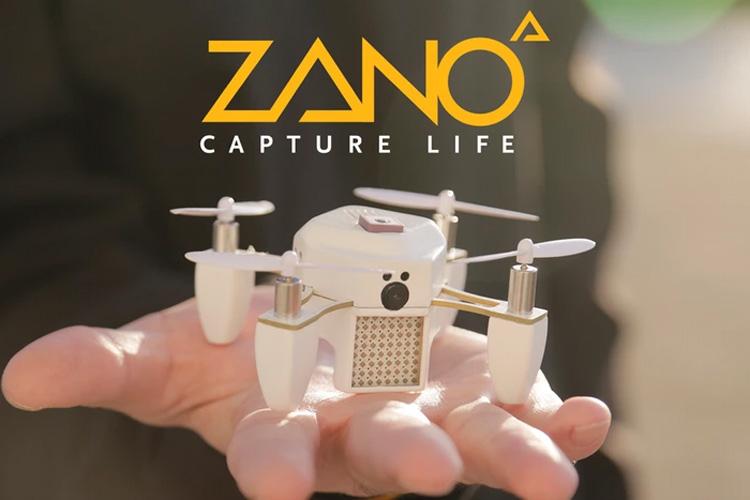 Torquing Group's Zano selfie nano drone