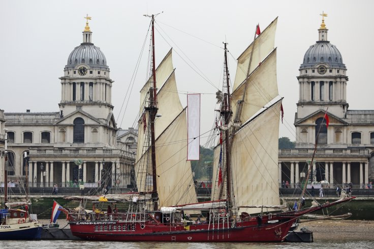 Greenwich ships