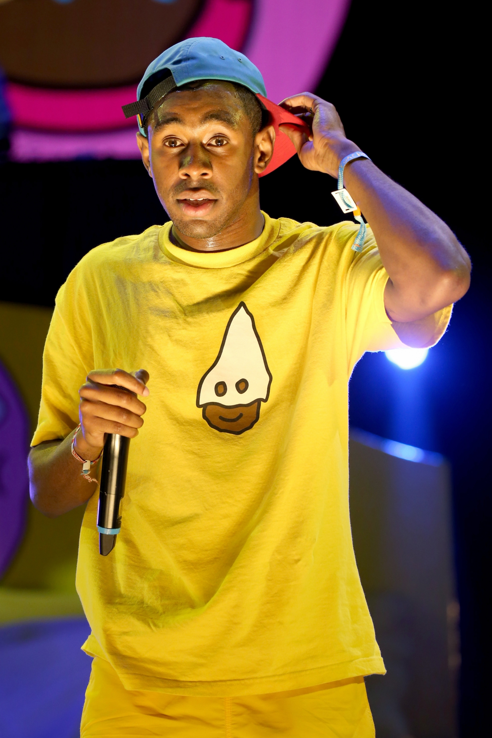 Tyler, The Creator banned from UK due to \'homophobic lyrics