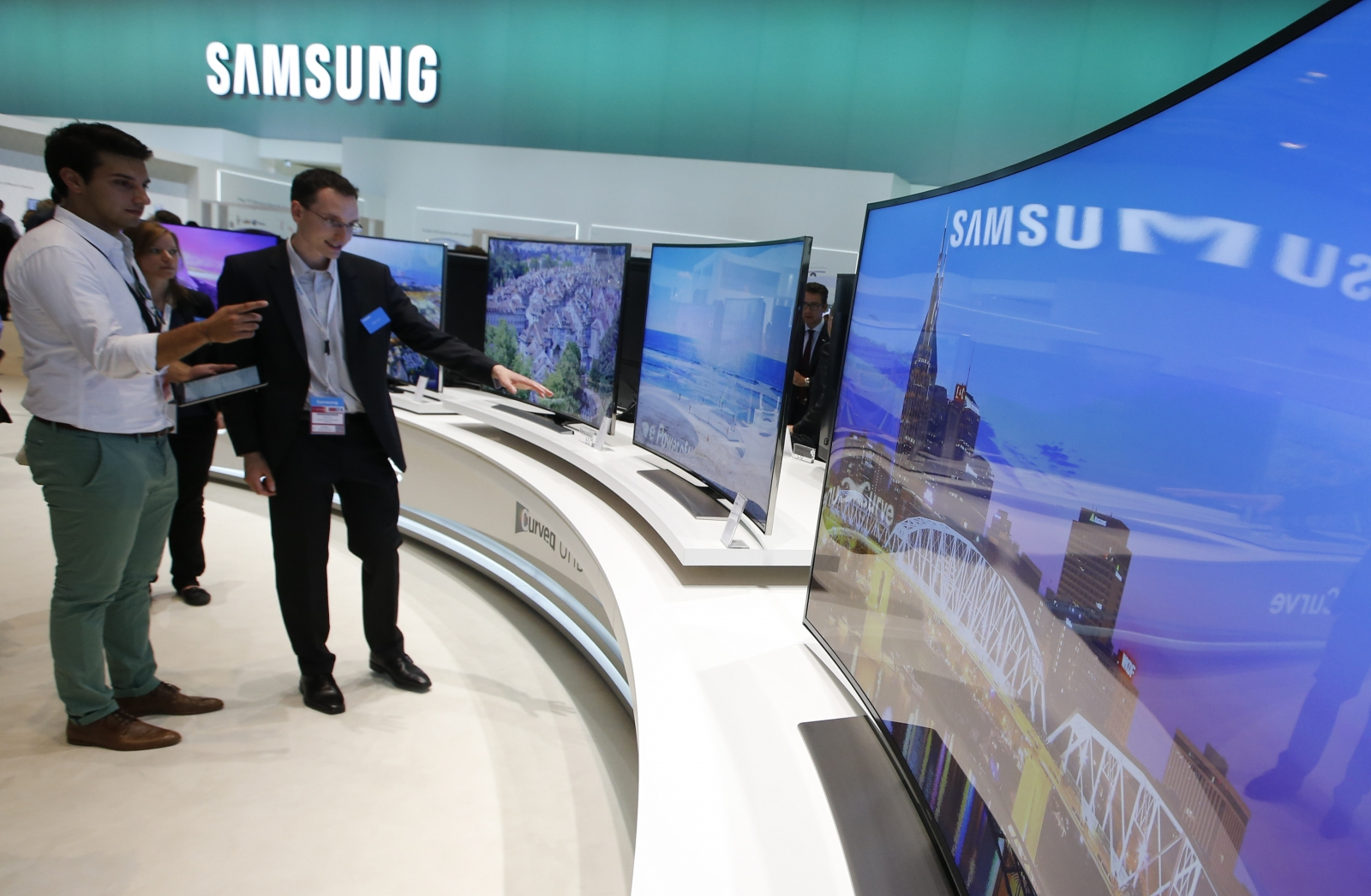 Samsung at IFA Berlin