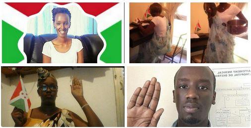 10MillionPresidents campaign Burundi