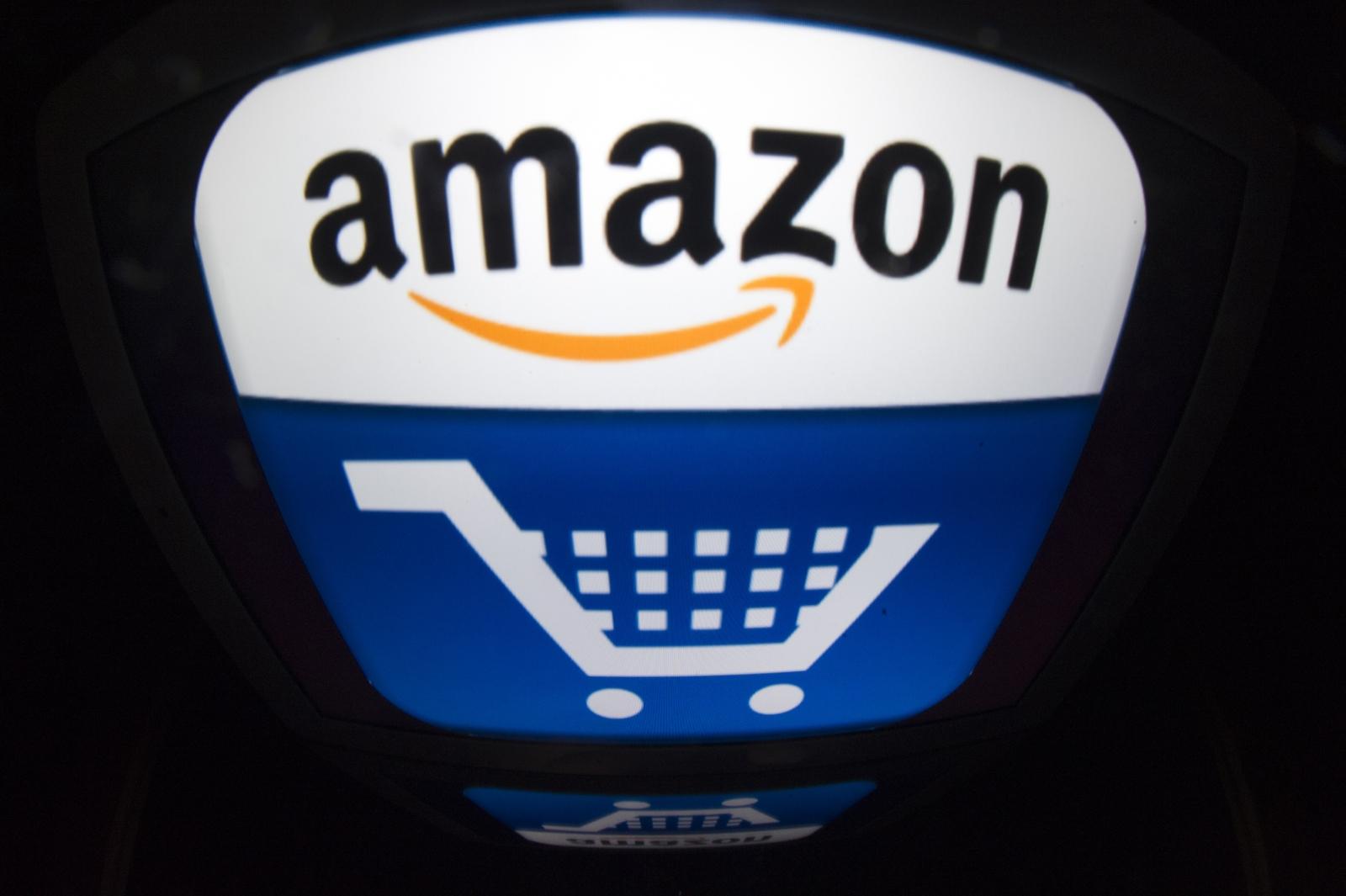 Online retail giant Amazon