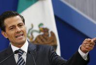 Mexico President Peña Nieto