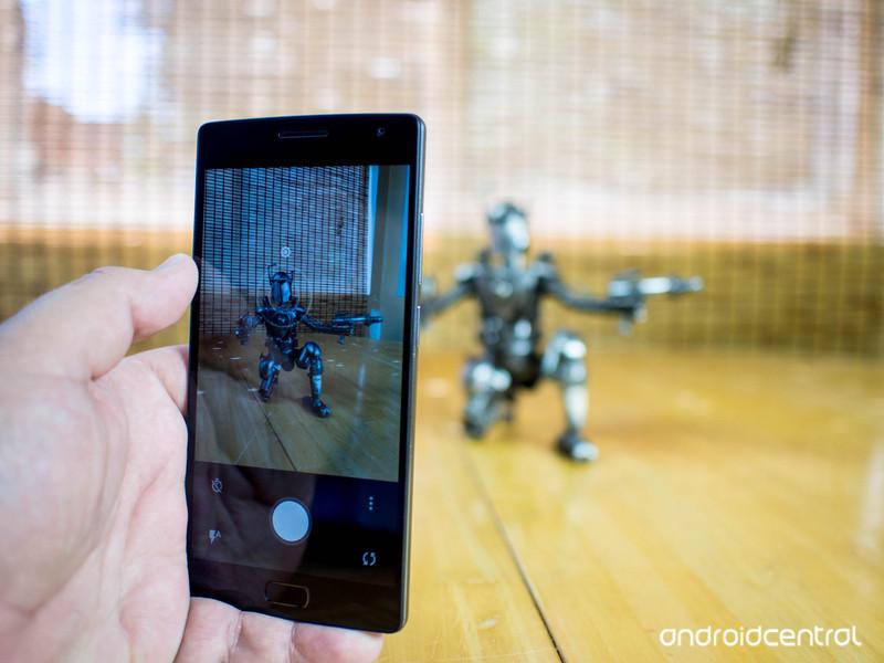 OnePlus 2 camera brightness