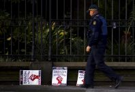 Melbourne Australia police