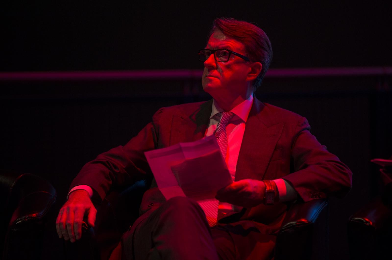 Peter Mandelson attacks Jeremy Corbyn