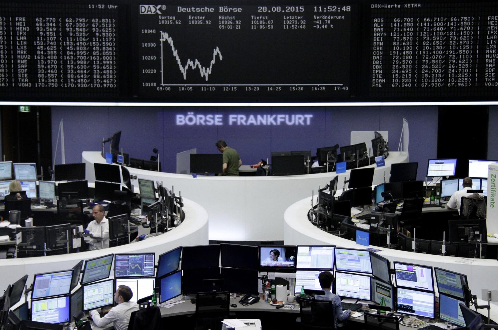 Borse Frankfurt