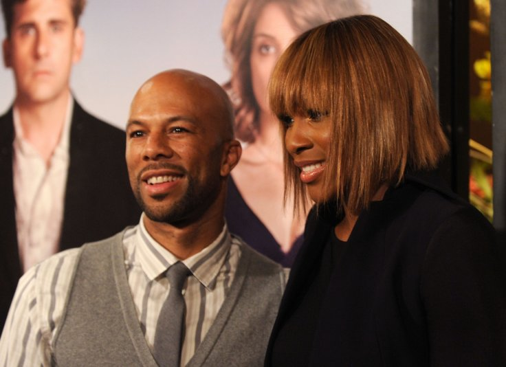 Serena Williams and Common