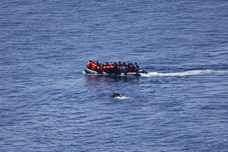 migrants dying to get to europe