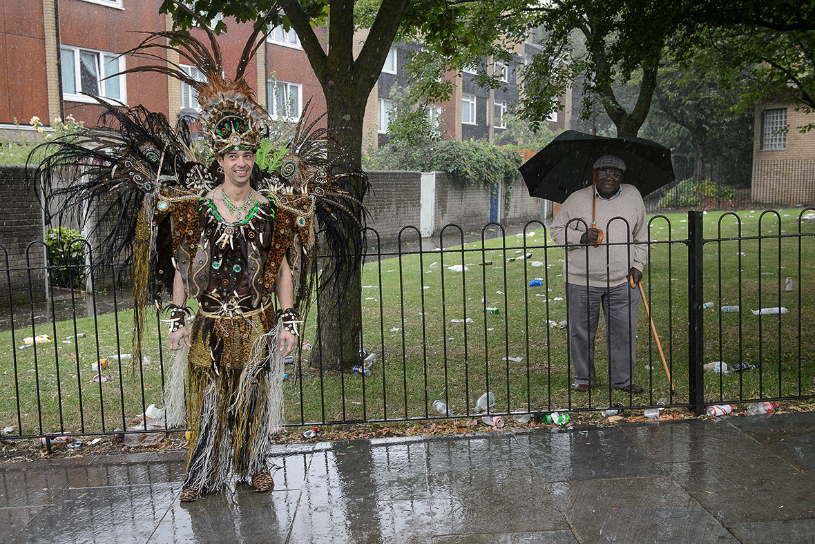 Notting Hill carnival weather