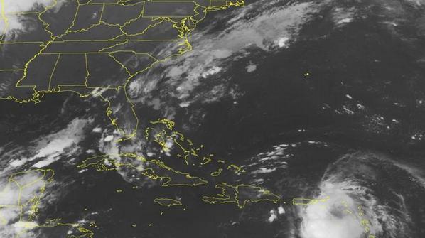 Florida Storm Erika