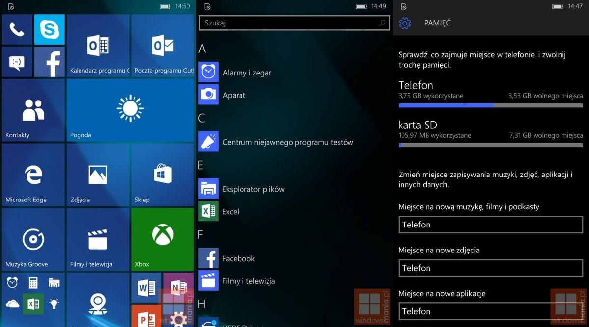 Windows 10 build 10534