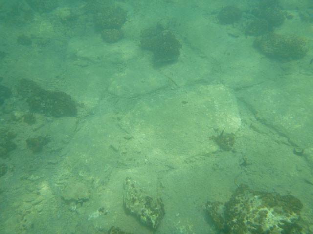 ancient greek city underwater