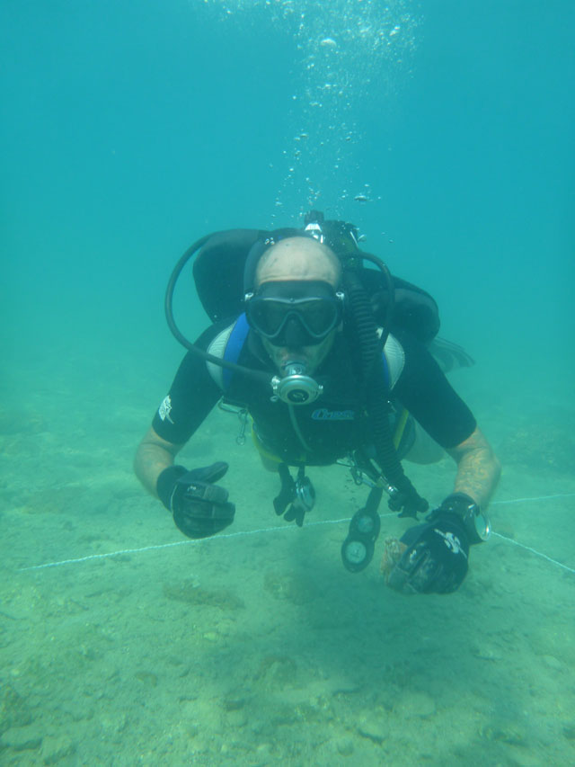 underwater city ancient greece