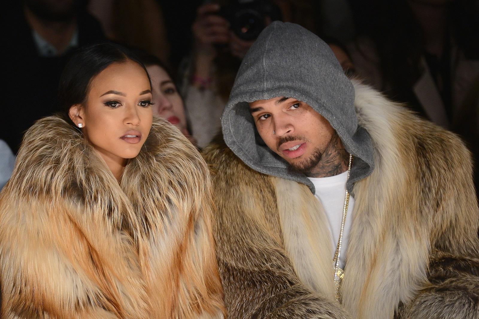 Chris Brown and Karrueche Tran: Singer still has 'feelings' for ex