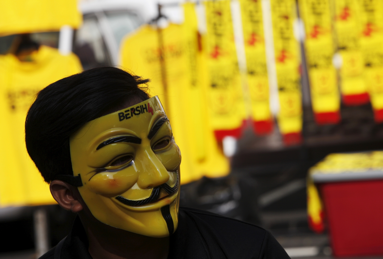 Malaysia demonstration