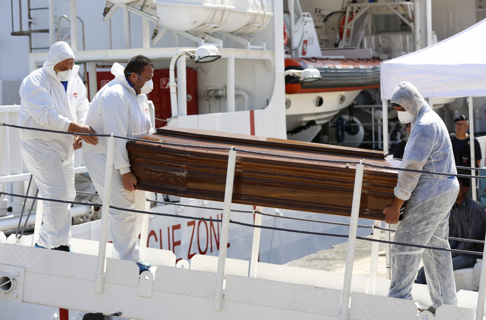 Mediterranean Migrants deaths