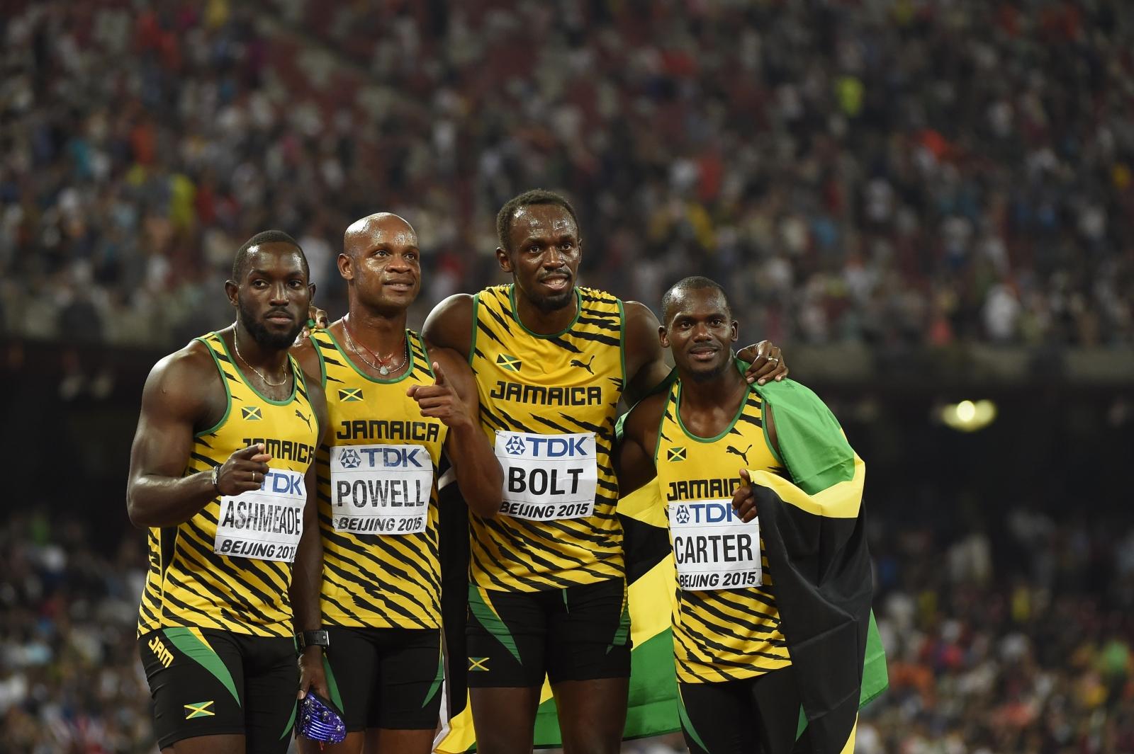 World Athletics Championships 2015: Usain Bolt wins third ...