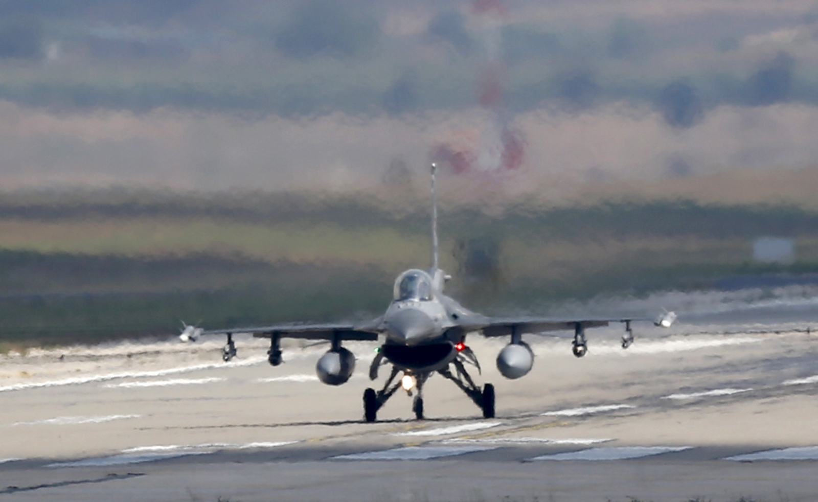 Turkish airstrikes in Syria against Isis