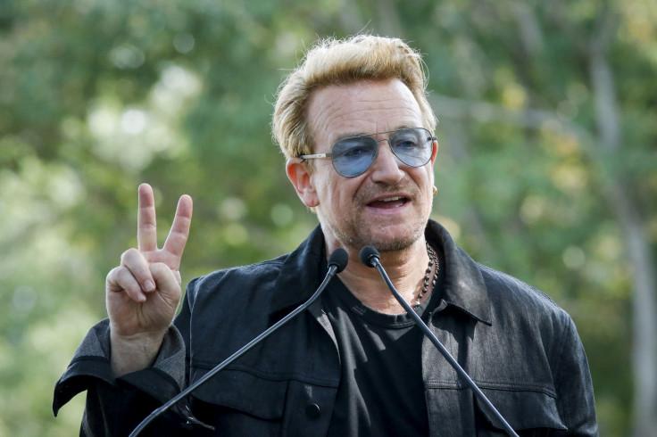 Bono U2 Facebook billionaire