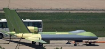 Divine Eagle drone China military