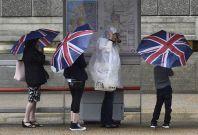 UK rain washout