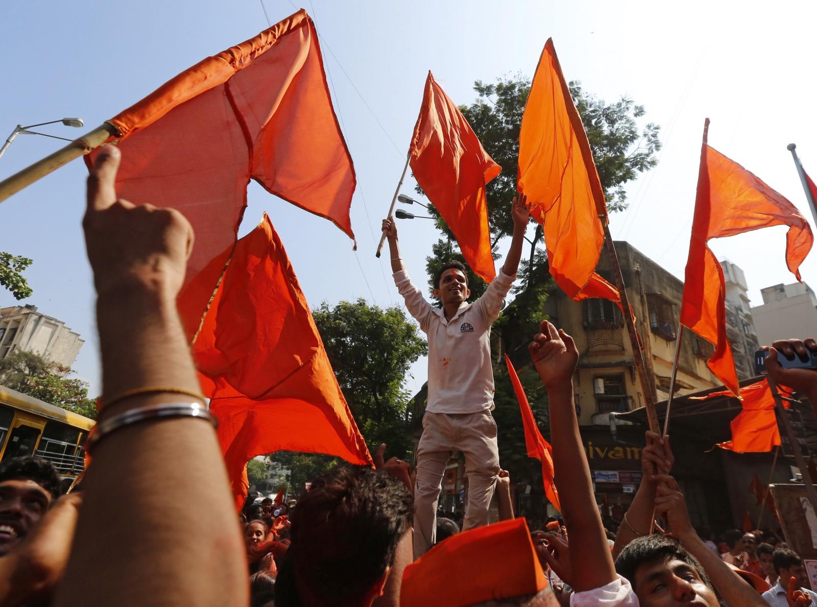 India Shiv Sena Hindu children