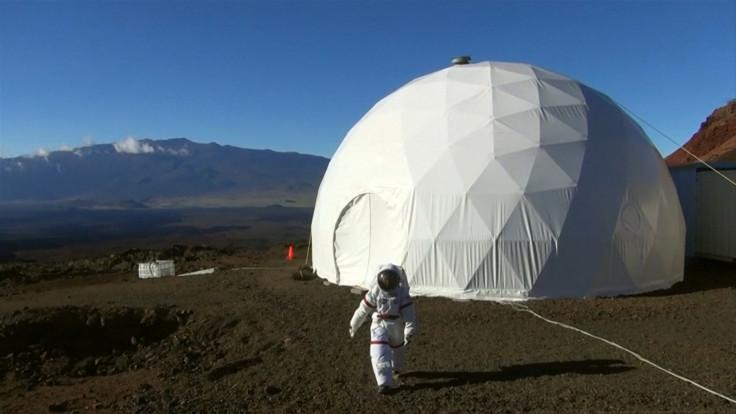 Mars isolation experiment
