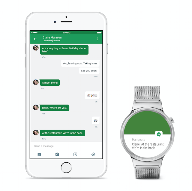 Android Wear now compatible with iPhones: App available for