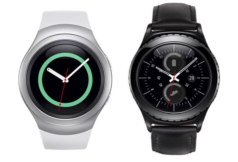 Samsung gear s2 8 things to know about the new apple watch rival for Watches gear
