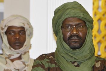 JEM leader Khalil Ibrahim