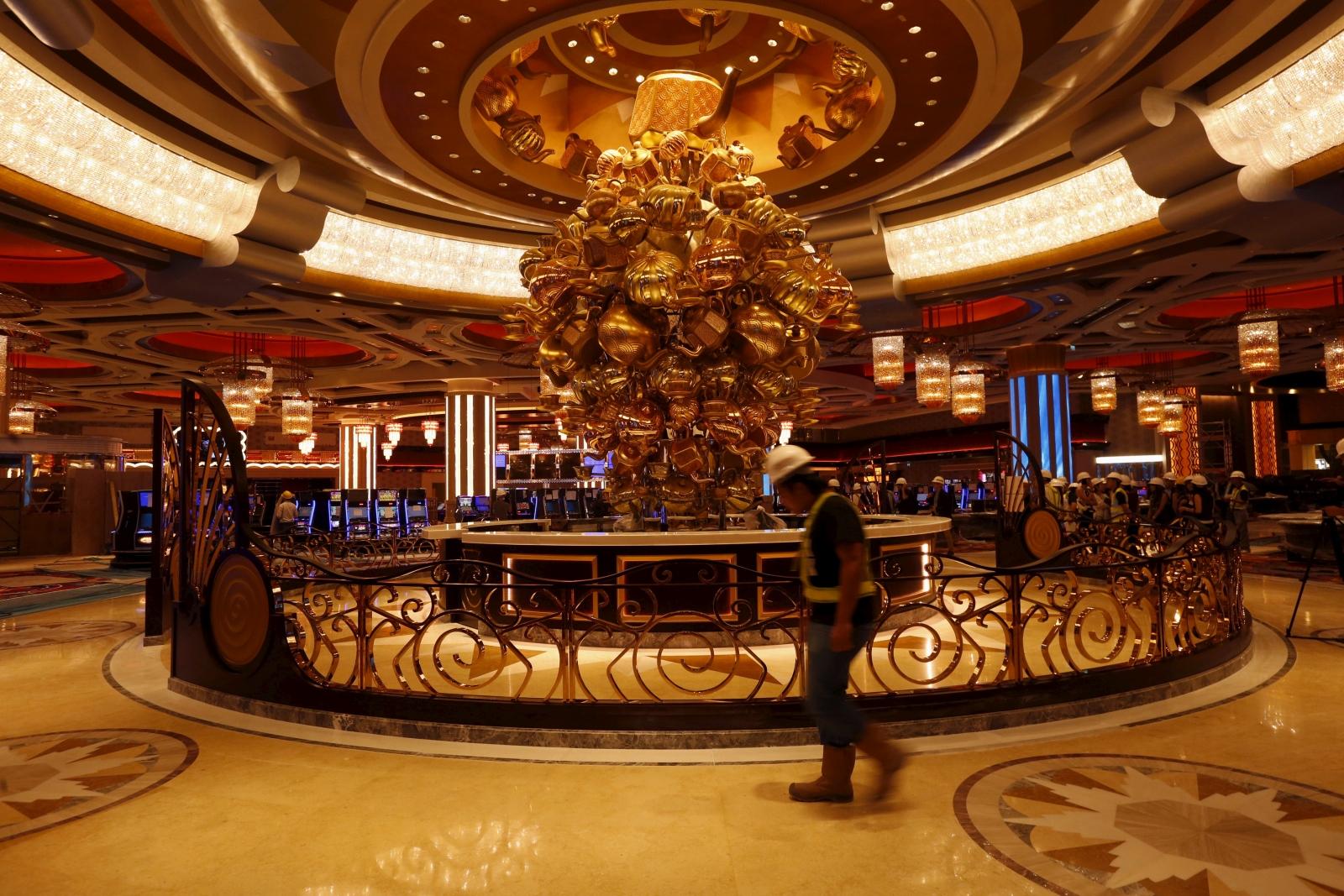 Macau Studio City casino