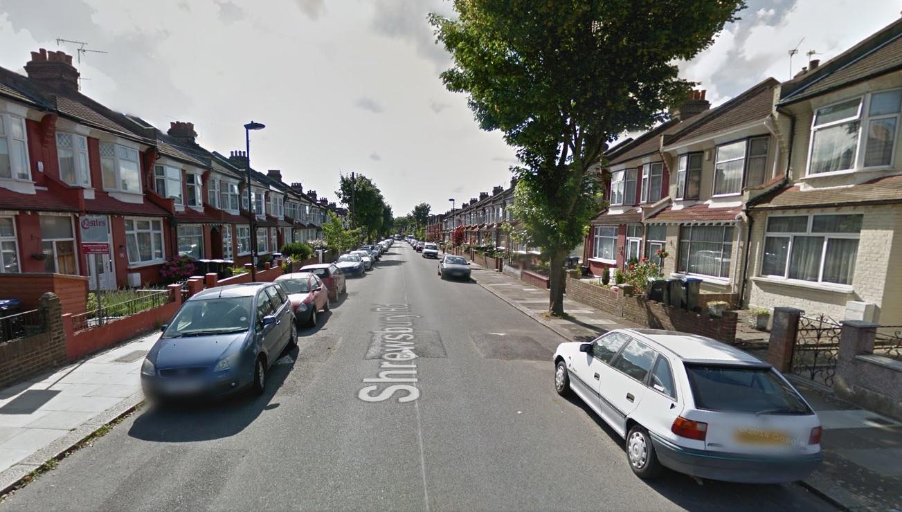 Shrewsbury Road, Bounds Green