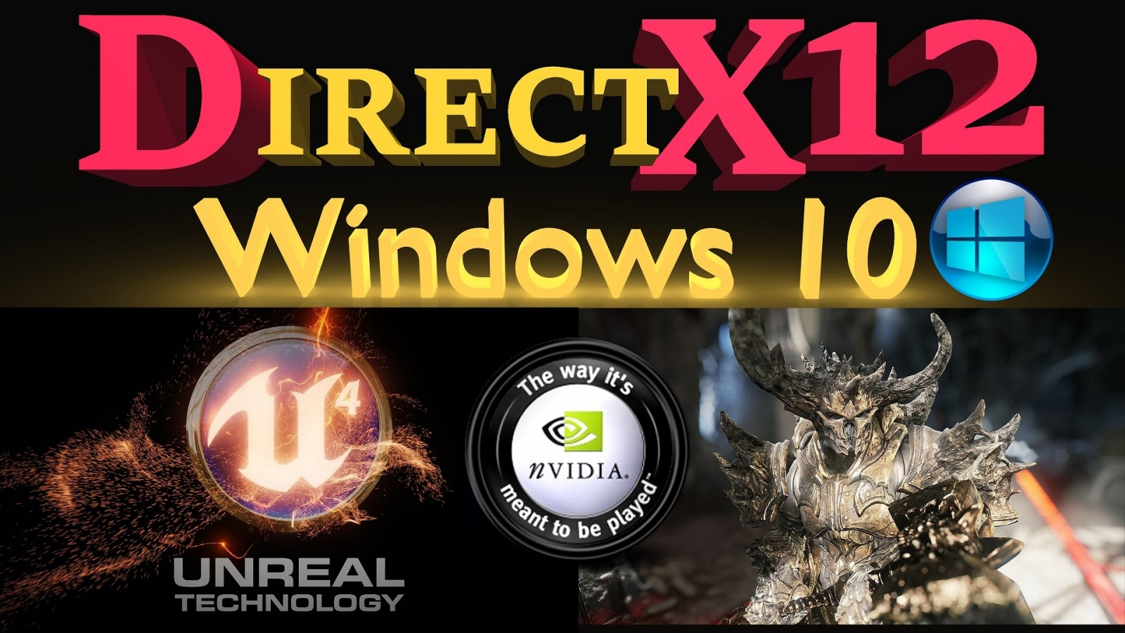 Epic Games\' Unreal Engine 4 9 brings free DirectX 12 access
