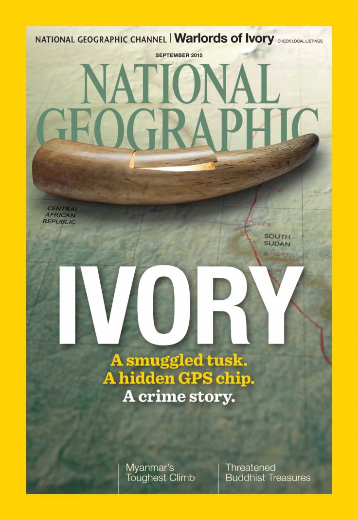 nat geo ivory trade