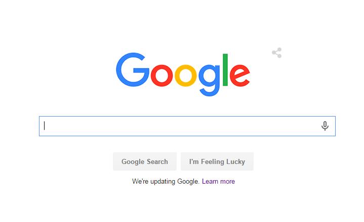 Google evolved rebrand
