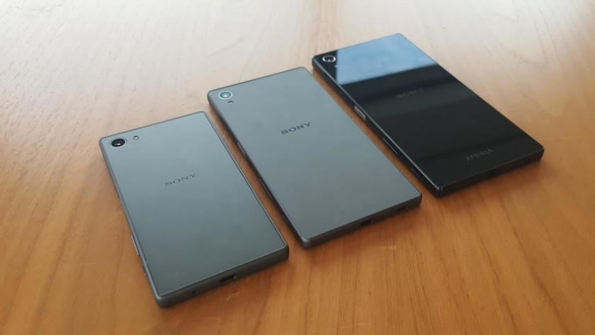 Sony Xperia Z series