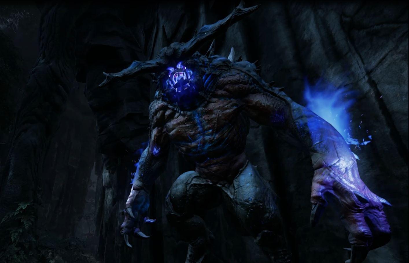 Meteor Goliath in Evolve