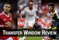 Transfer window review