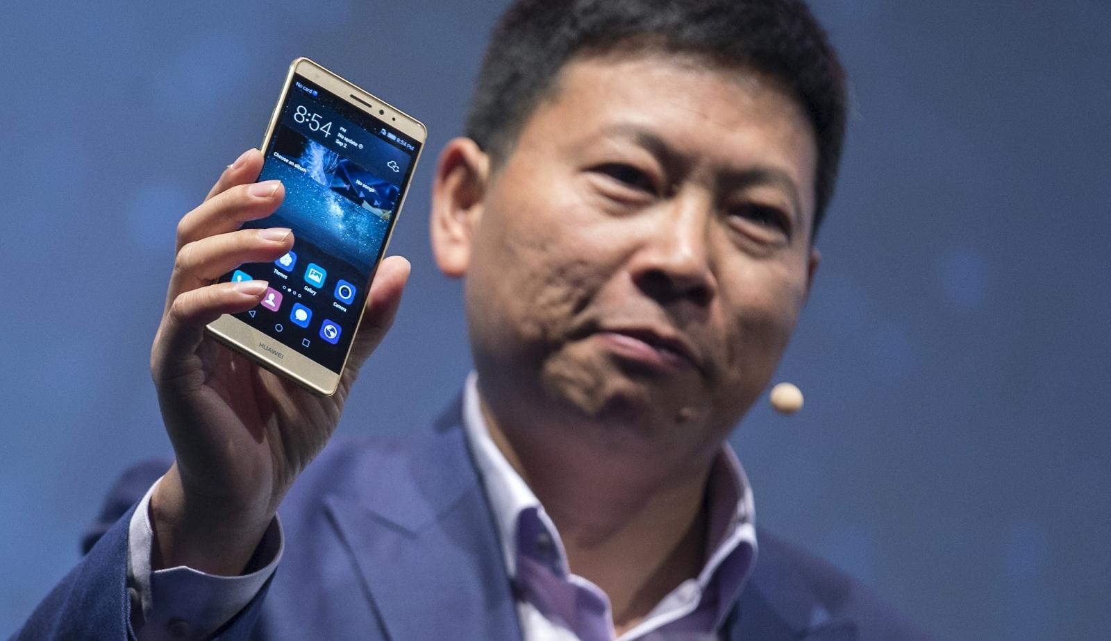 Huawei Mate S launch IFA