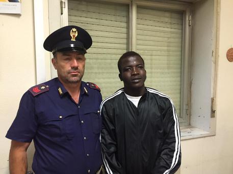 Migrant murder sicily Mamadou Kamara