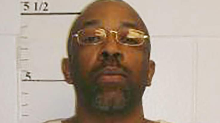 Death Row Prisoner Roderick Nunley