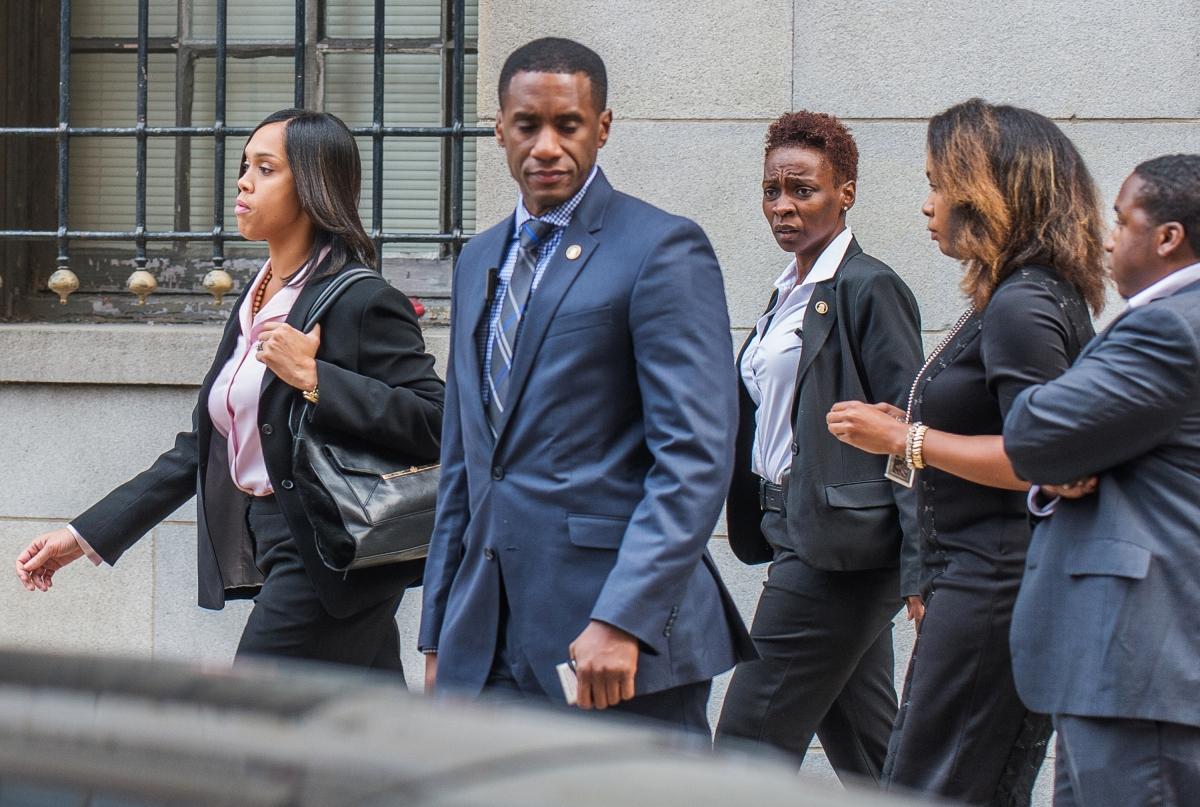 Freddie Gray case