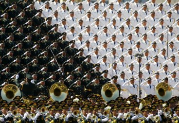China military parade WWII anniversary