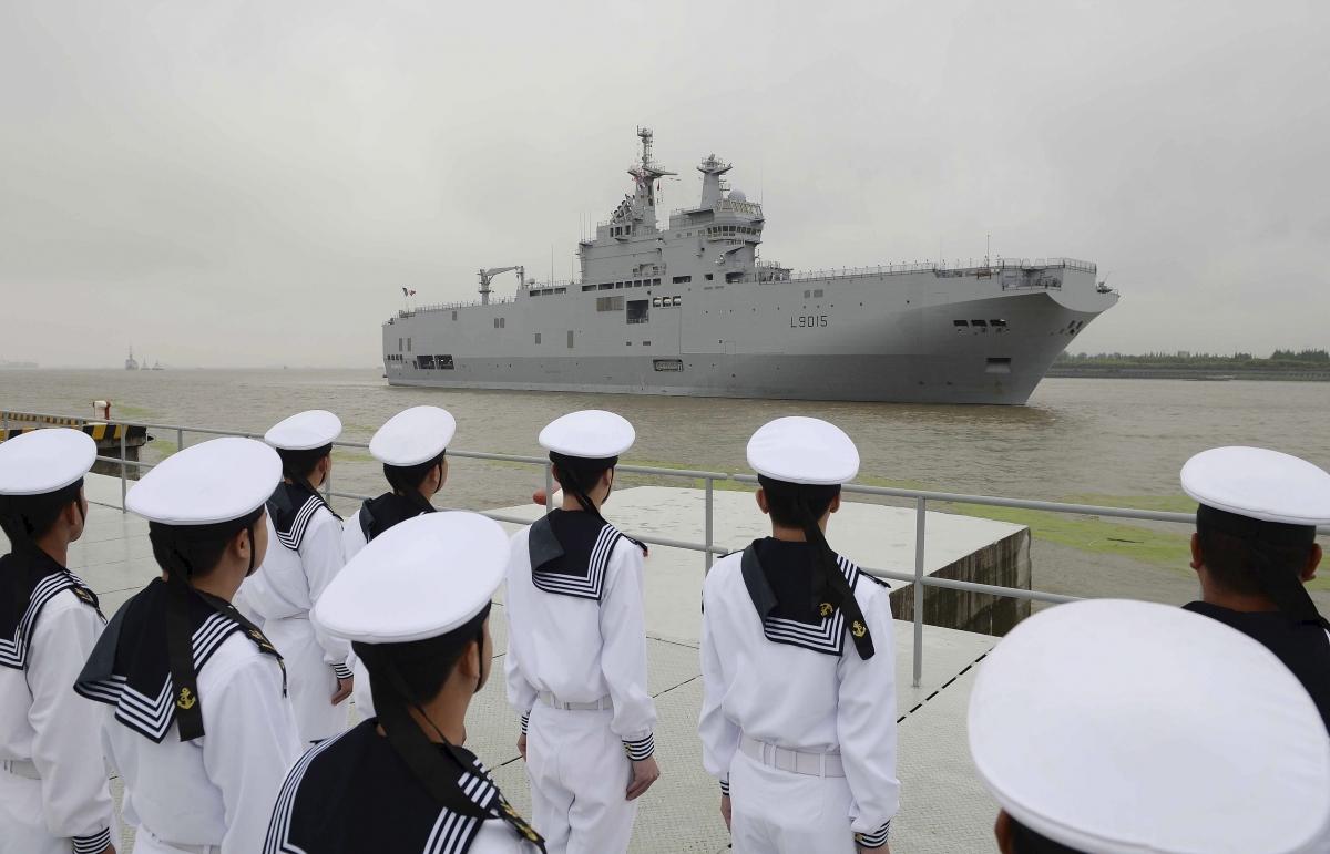 China vessels Alaska coast